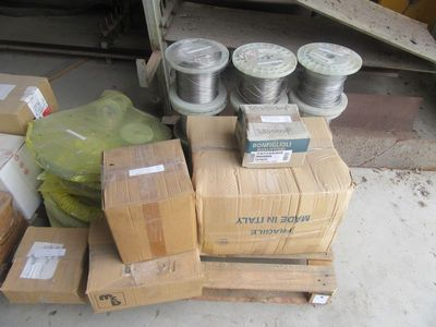 Small metal parts and fittings - Auction 7710