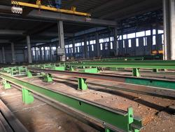 Roller conveyors for iron beams handling - Auction 8381