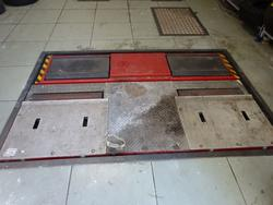 Hoister for line car service - Lot 7 (Auction 846)