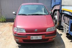 Automobile fiat punto - Lotto 19 (Asta 901)