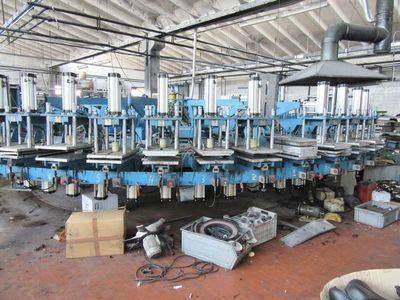 Saddle production line Gusbi - Auction 919