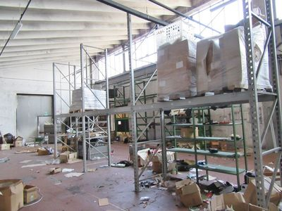 Shelving and workshop equipment - Auction 9190
