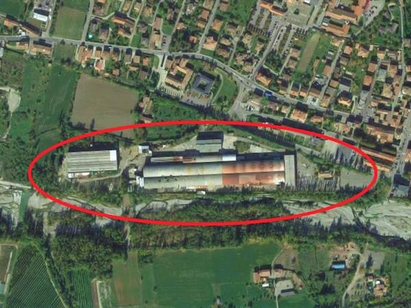 1#9913 Complesso industriale demolito con palazzina uffici