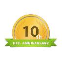 KEG 10th Aniv