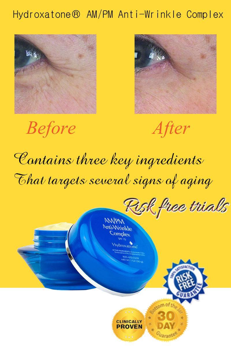 hydroxatone am pm anti wrinkle complex
