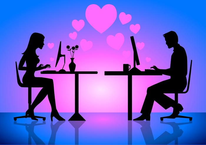 Compare online dating and traditional dating