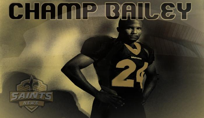 Champ Bailey Saints