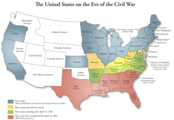 west in civil war essay He managed to graduate from west point with no disciplinary demerits, an almost   while opposed to disunion, when the civil war broke out and virginia seceded , lee went with his state  essays from the nation.