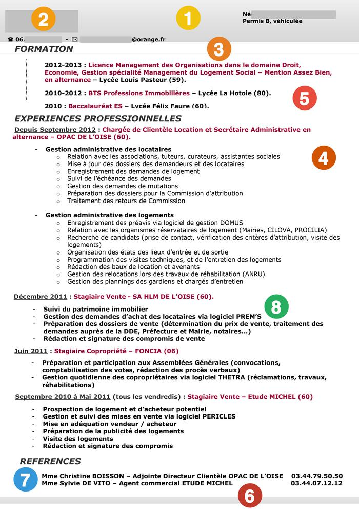 cv responsable commercial gratuit mg35