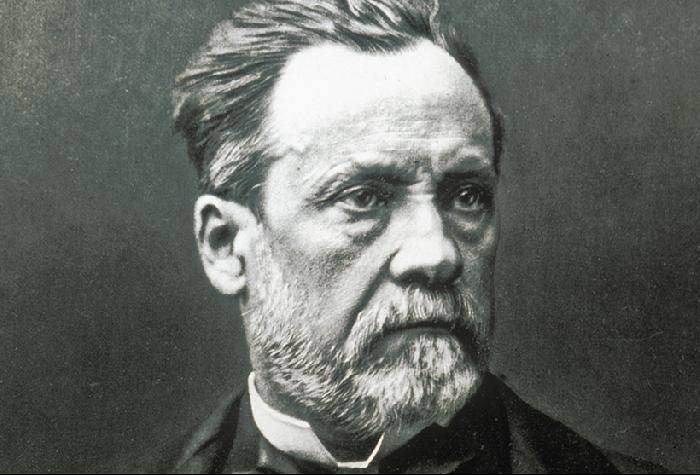 Extrêmement 1885 : Découverte du vaccin contre la rage par Louis Pasteur. by  GS75
