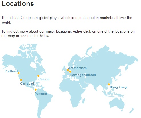 adidas locations hk