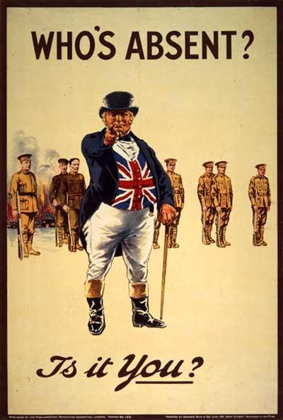 Power Of Propaganda In World War 1 By Ariba Zubair Infogram