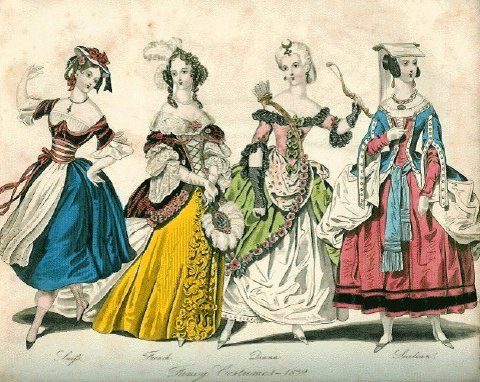 women s fashion during the french revolution by hannah aly infogram women have always been fashionable but has always been on top from the puffy dresses padding in the early centuries to the silhouette and