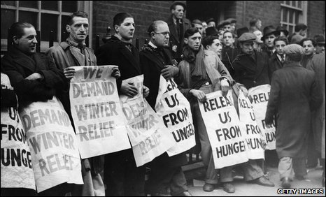 The Great Depression?