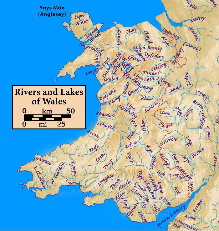 Longest Rivers In Wales By Lamerch Infogram - What are the world's longest rivers