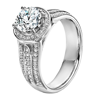 5 Most Beautiful Engagement Rings by sarahhewitt Infogram