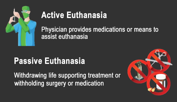 florida should legalize euthanasia Assisted suicide is not mentioned in the law, which does not specify a method of euthanasia as jacqueline herremans, president of the association for the right to die with dignity, says: we don.