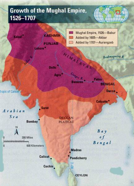 Was the Mughal Empire an Indian Turkic Persian or
