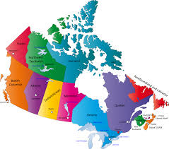 Canadalocation Climate And Natural Resources By - Where is canada located