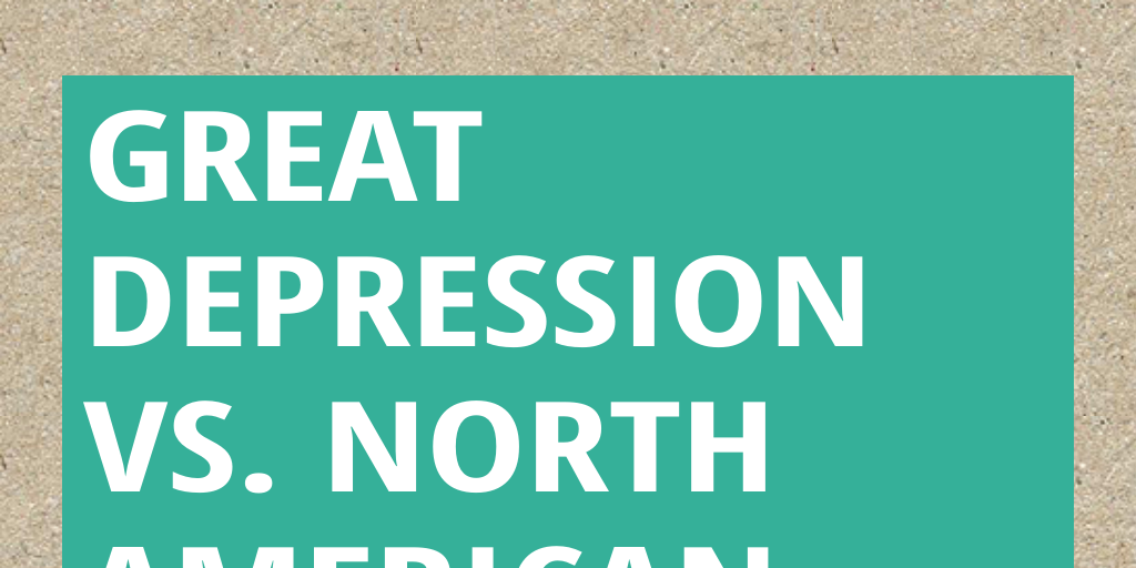 great depression vs. the recession essay Compare and contrast the great depression and the great recession similarities and differences between the 2008 financial crisis and the great depression of 1929.