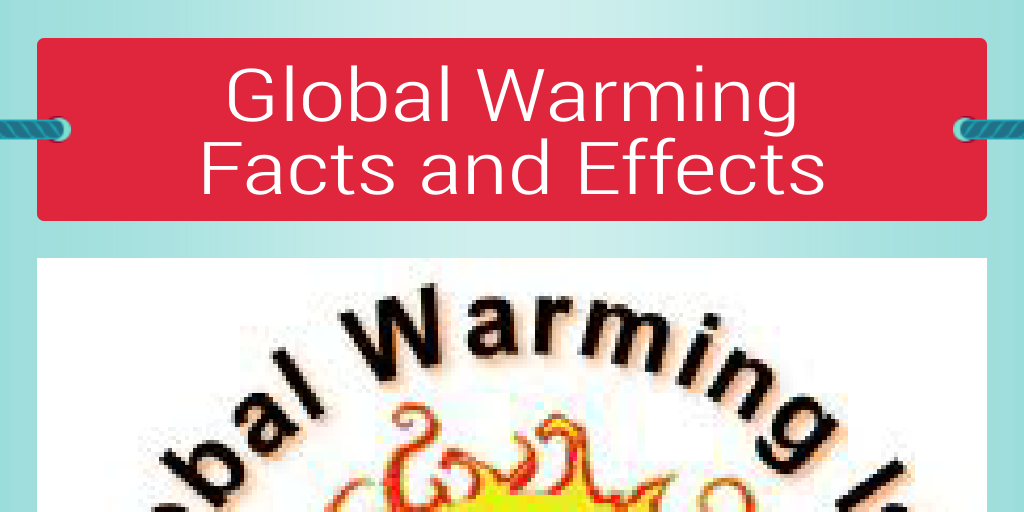Global Warming Facts and Effects - Infogram, charts ...