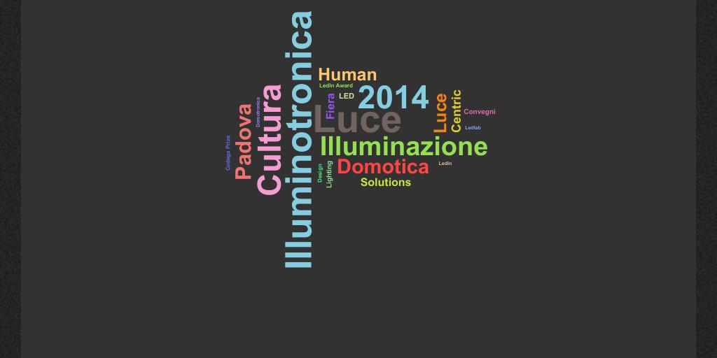 Illuminotronica 2014 by Petra Invernizzi - Infogram