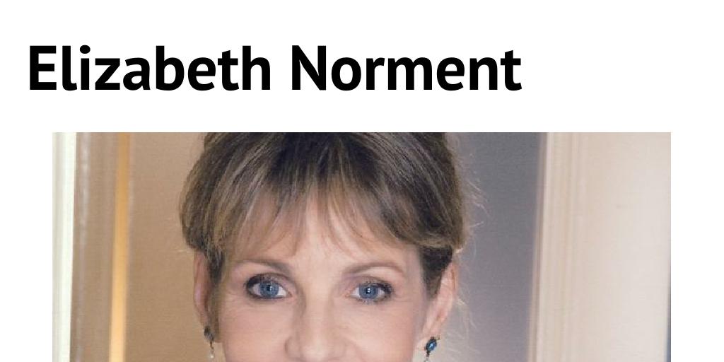 elizabeth norment filmweb