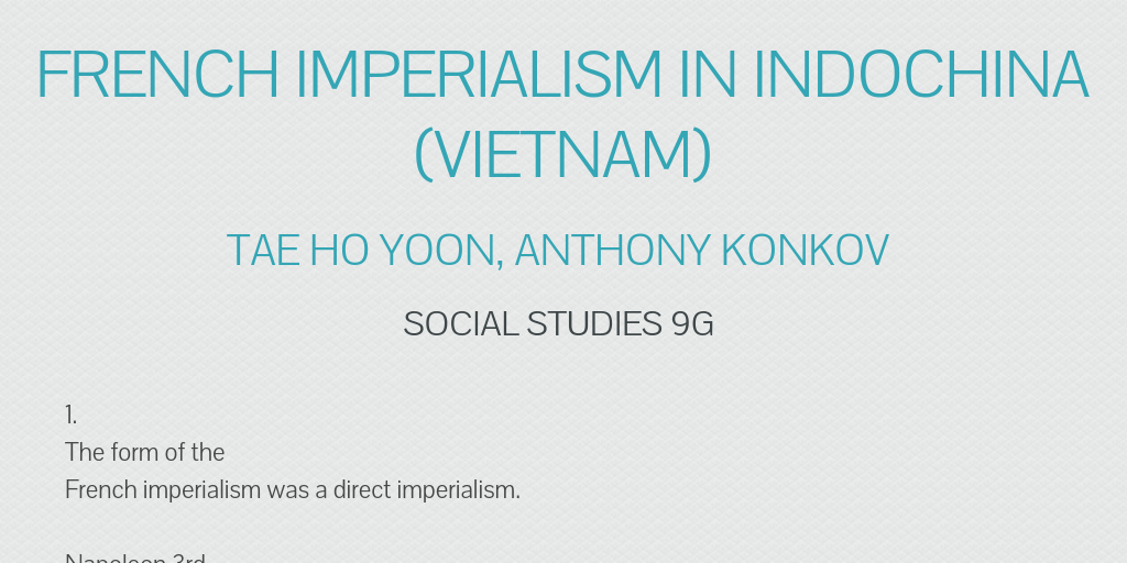 effects of imperialism in asia essay Imperialism of africa and asia had both good and bad effects the people of africa and asia may not have directly benefited from imperialism, but overall what.