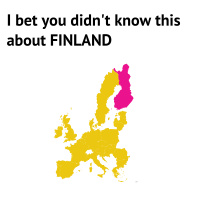 I bet you didn't know this about FINLAND