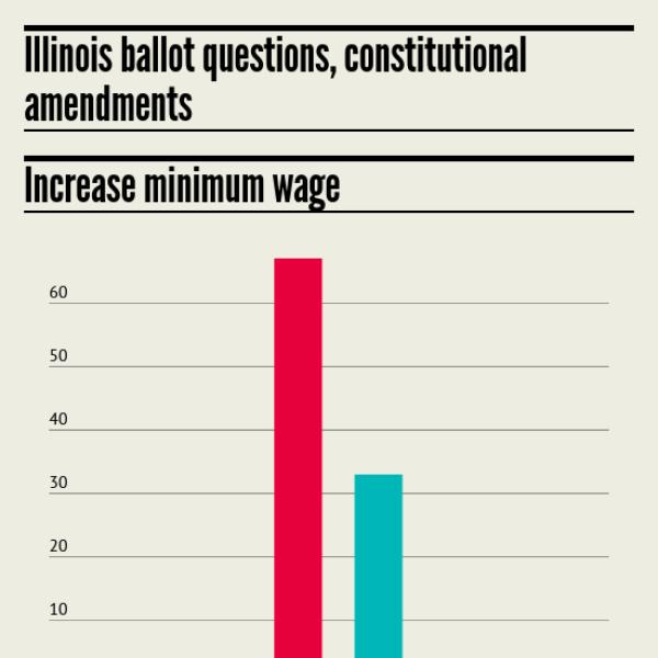 Illinois ballot questions, constitutional amendments ...