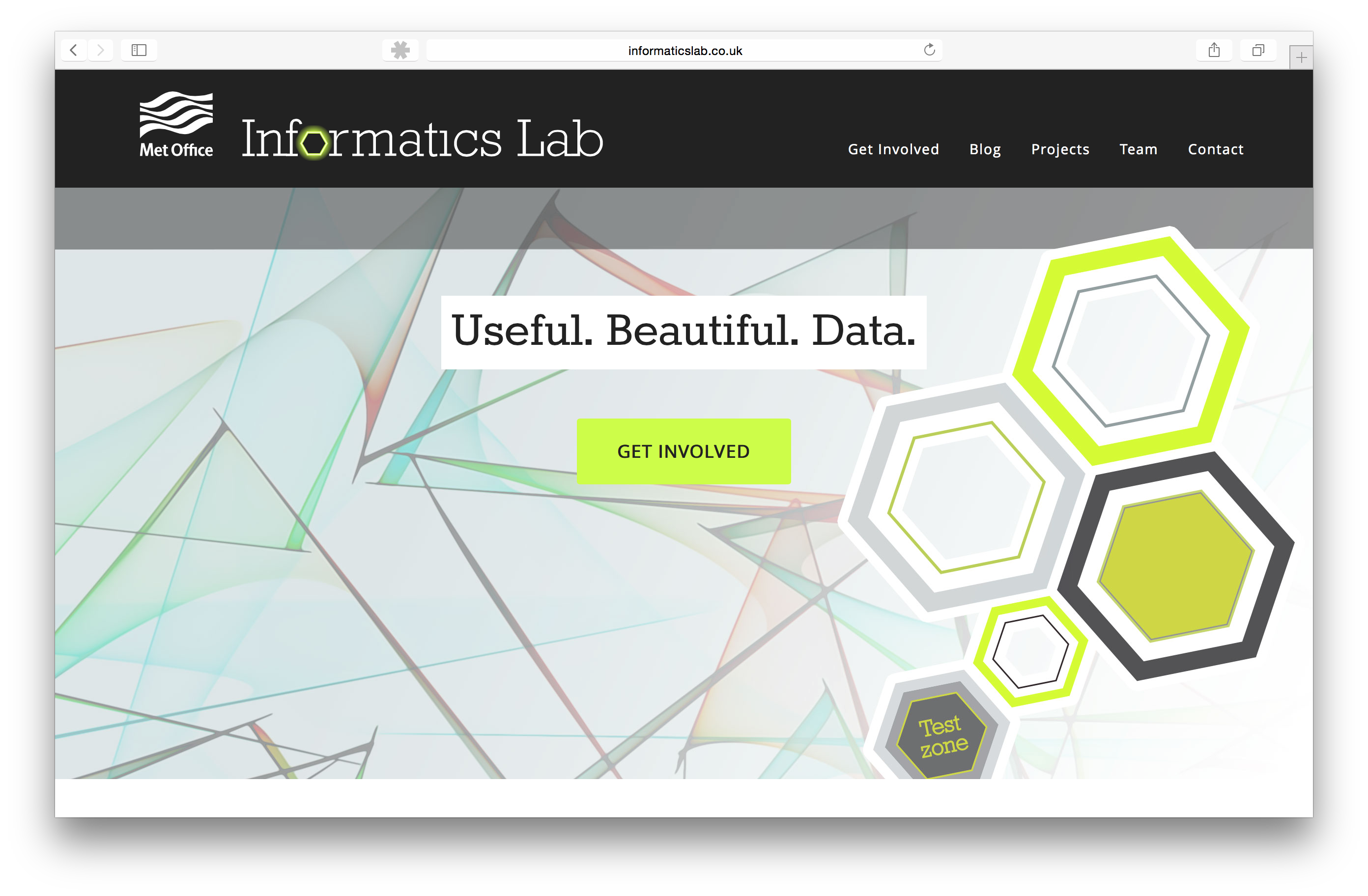 Informatics Lab blog v2.0