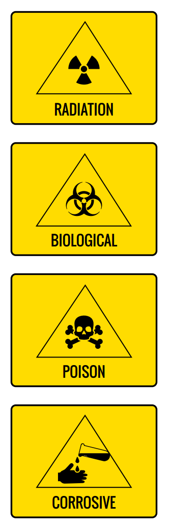 Five Steps For Dealing With Hazardous Chemicals Staff Induction