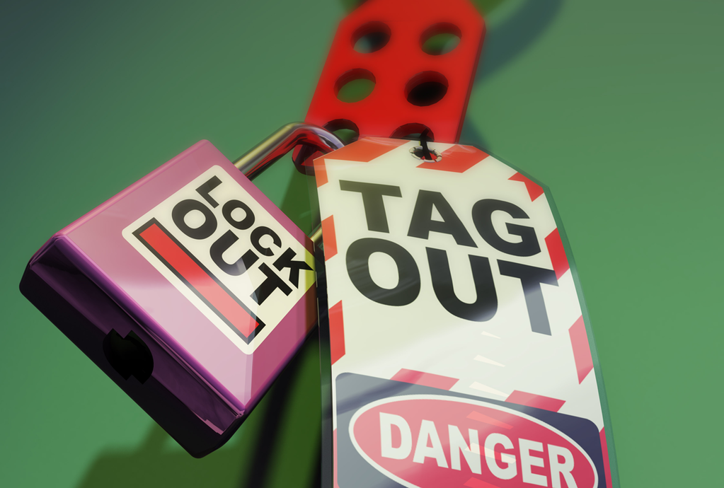 Lock Out/ Tag Out ebook by GoContractor