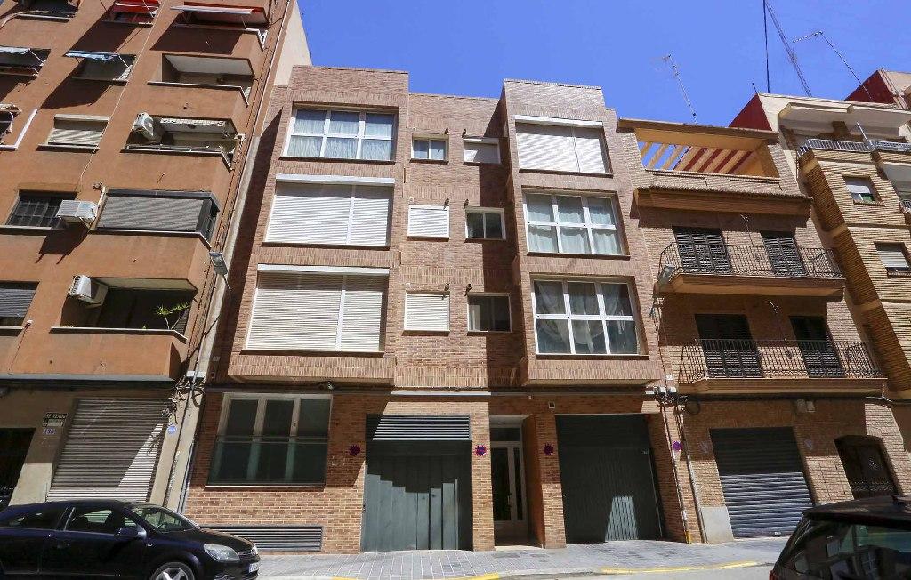 Obra nueva en alquiler en Calle Esteban Ballester, Valencia