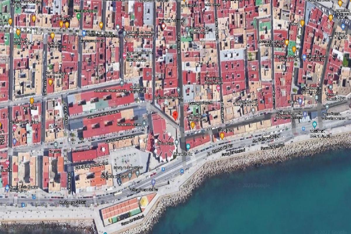 Venta de casas y pisos en CADIZ Cádiz