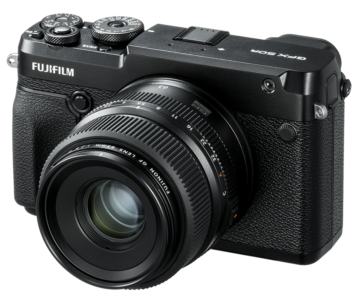 NOW IN STOCK: The Fujifilm GFX 50R
