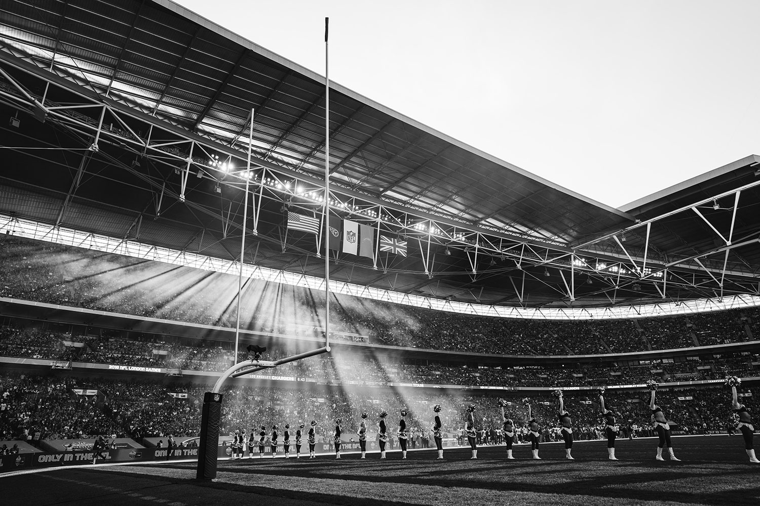 CUSTOMER CASE STUDY: Capturing the atmosphere at the 2018 NFL