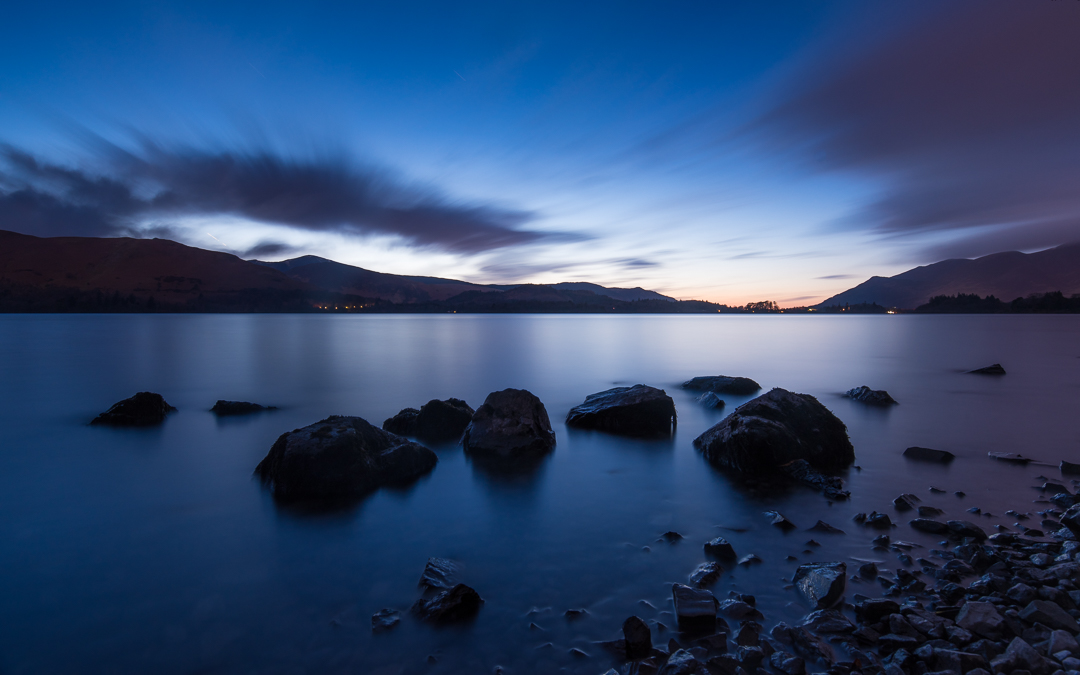 CUSTOMER CASE STUDY / REVIEW: Long Exposure Landscapes in the Lake District, with the Zeiss Milvus 18mm f/2.8 & LEE Filters