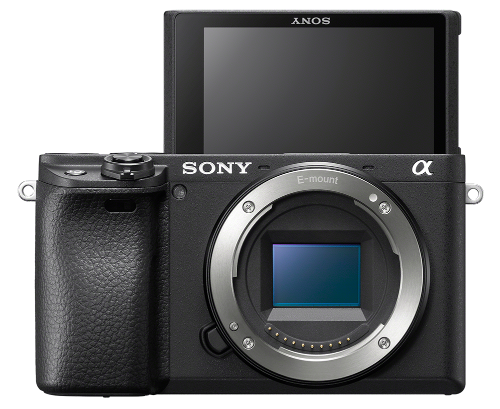 JUST ANNOUNCED: The Sony a6400