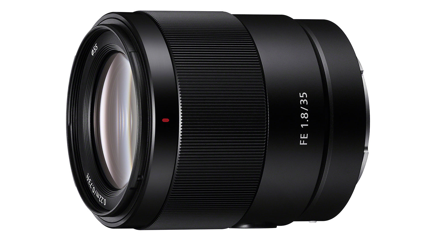 JUST ANNOUNCED: Sony FE 35mm F1.8