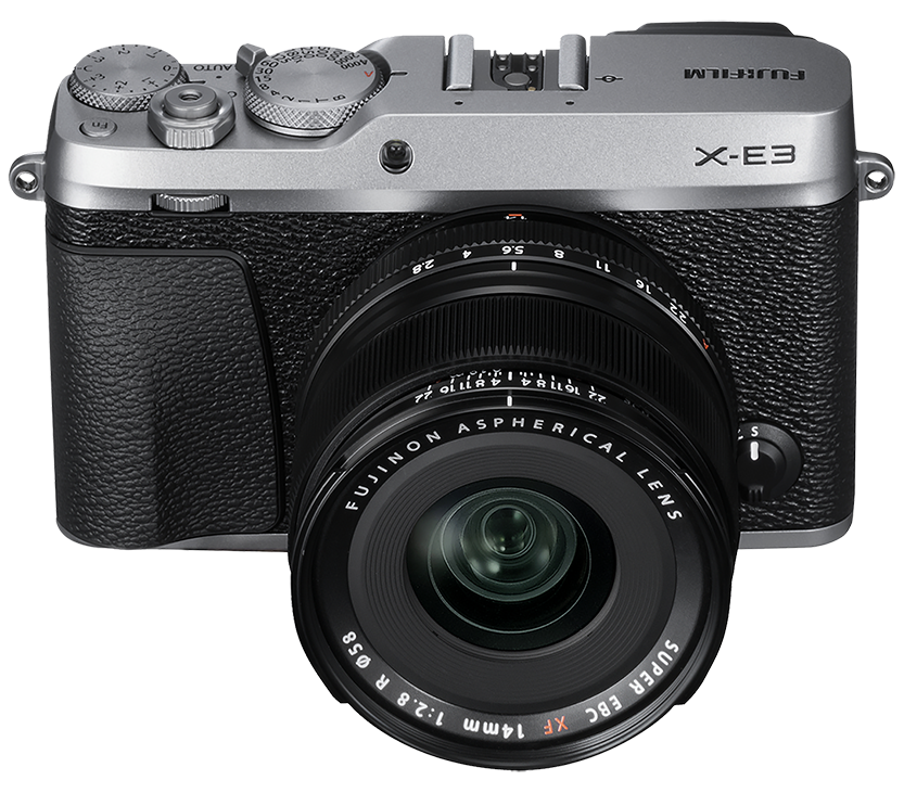 REVIEW: The New Fujifilm X-E3