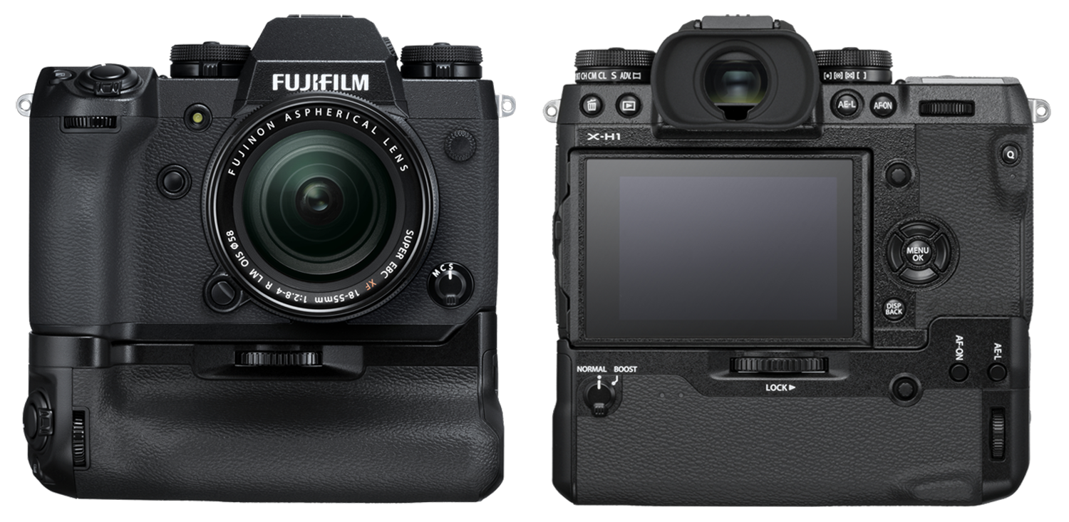 Fujifilm X H1 John Rourke X Motorsport Video