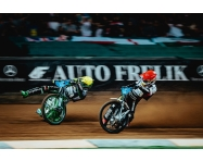 CUSTOMER CASE STUDY: Motorbike Racing at the Cardiff Speedway Grand Prix, Having Made the Switch to Fujifilm