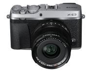 The new Fujifilm X-E3: the perfect travel companion