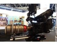 New Angenieux Type EZ Series shown at IBC