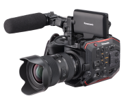 Details on the Panasonic AU-EVA1 Compact Cine Camera