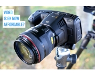 VIDEO: Is 6K Now Affordable? – Blackmagic Pocket Cinema Camera 6K is Here!