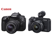 JUST ANNOUNCED: Canon EOS 90D and EOS M6 Mark II
