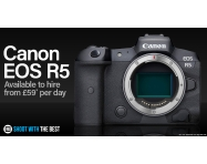 Canon EOS R5 Now Available for Hire!