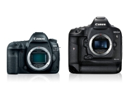 Canon 5D Mark IV  vs  Canon 1DX Mark II